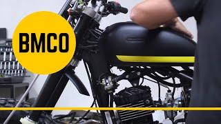 Born New Tracker 125 - Motorcycle modification #02