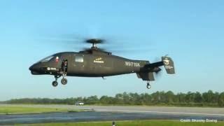 getlinkyoutube.com-AUSA 2016: Flying the SB 1 DEFIANT Sikorsky-Boeing (FVL Prog)