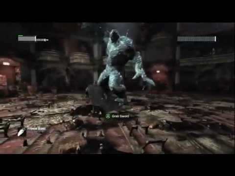 Batman: Arkham City Final Boss Battle + Ending (HD)