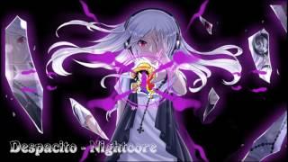 Despacito   Nightcore ( cover by J Fla )