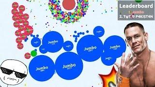 getlinkyoutube.com-I ATE EVERYONE ?! SOLO AGARIO GAMEPLAY (Agar.io)