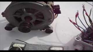 getlinkyoutube.com-Mecanismos  para conectar un motor  de lavadora.