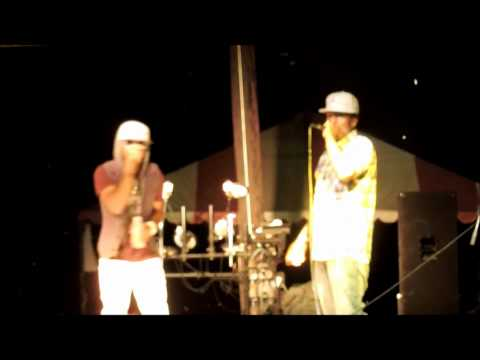 WOSSIE & KOMPUTA - {PT.1 LIVE} DALLAS REGGAE FEST 2012  - SEPTEMBER 2012