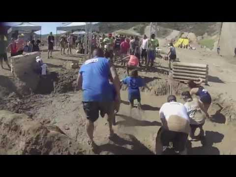 Tough Ass Mudders-Mud Factor-Glen Helen Raceway 2013