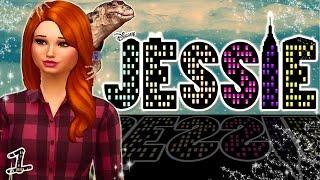 "getlinkyoutube.com-The Sims 4 ""Hey Jessie"" Challenge - Part 1 - New York Suburbia!"