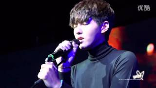 getlinkyoutube.com-140911 Wu Yifan - All of Me (closeup full cover version at SOWK Presscon)