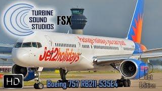 getlinkyoutube.com-TSS - Boeing 757 RB211-535E4 Pilot Edition FSX