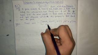 Chapter 15 Exercise 15.1 (Q23) PROBABILITY of maths class 10 || NCERT