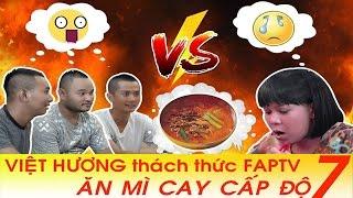 getlinkyoutube.com-Việt Hương - Thử Thách Ăn Mì Cay Cấp Độ 7 cùng Việt Hương, Fap Tv (Huỳnh Phương, Vinh Râu, Thái Vũ )