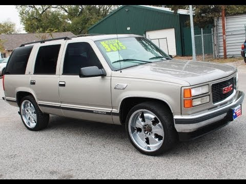 1999 Gmc Yukon Problems Online Manuals And Repair Information