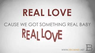 Eric Benet - Real Love