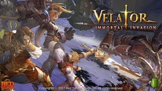 Velator : Immortal Invasion Gameplay Mobile RPG Game