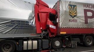 getlinkyoutube.com-Best truck crashes, truck accident compilation 2014 Part 24