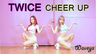 getlinkyoutube.com-TWICE(트와이스) Cheer up cover dance WAVEYA웨이브야