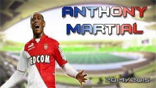 getlinkyoutube.com-Anthony Martial ● AS Monaco 2014/2015 ● Goals Skills Assists