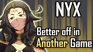 getlinkyoutube.com-NYX: an AMAZING character held back by Fates's bad habits. [Fire Emblem: Support Science #5]