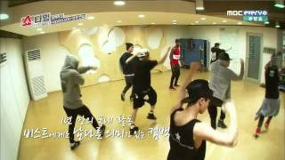 getlinkyoutube.com-BEAST - Good Luck Dance Practice