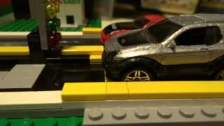 LEGO Hot Wheels Drag Race Second Round