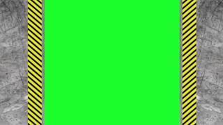 getlinkyoutube.com-steel door opens and closes - green screen effect