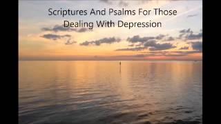 getlinkyoutube.com-Audio Bible Meditations: Scriptures Dealing With Depression