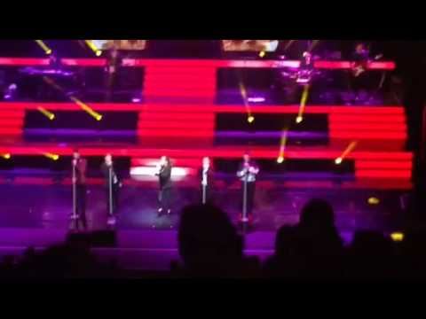 No Matter What - Boyzone (Blackpool Wednesday 11th December