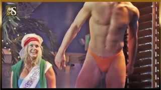 getlinkyoutube.com-That Strippin' Gay Matt Bomer