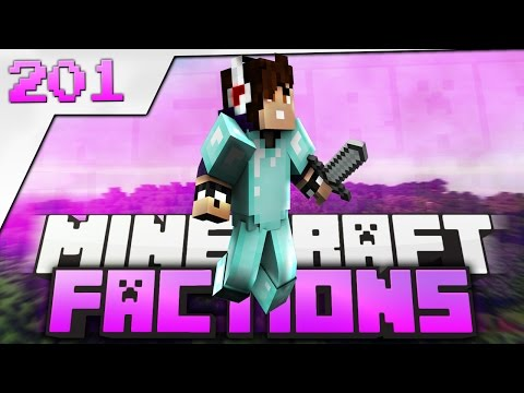 Minecraft: Factions Let's Play! Episode 201 - DISARMING THE ENEMIES! (Green)