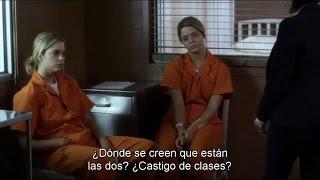 "getlinkyoutube.com-Pretty Little Liars – Alison DiLaurentis and Hanna Marin SUBTITULADO 5x24 ""I'm a Good Girl, I Am"""