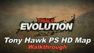 getlinkyoutube.com-Trials: Evolution - Tony Hawk PS HD Map (Summer of Arcade)