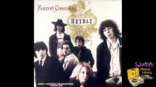 """Fairport Convention """"Bird On A Wire"""""""