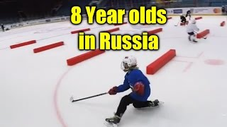 getlinkyoutube.com-7-8 Year Olds Training in Russia with Alex Antropov