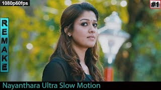 Nayanthara Hot Navel Exotic Slow Edited Part-1