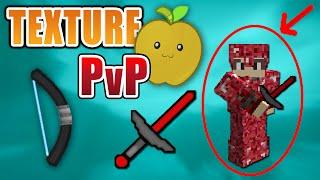 getlinkyoutube.com-The BEST Minecraft Texture Pack PvP 1.7/1.8 - (Red Default Edit Pack, FPS++, No Lag, Short Sword)