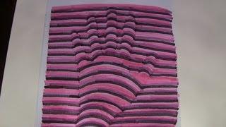 getlinkyoutube.com-DIY 3D Hand selber malen - Last Minute Geschenk