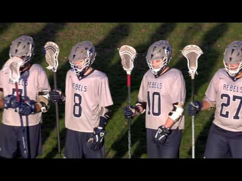 Anoka vs. Champlin Park Boys High School Lacrosse