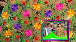 getlinkyoutube.com-Latest Collection of Kanchi Pattu and Fancy Sarees | Sogasu Chuda Tarama | Vanitha TV