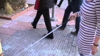 getlinkyoutube.com-How a Blind Person Uses a Cane