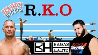 getlinkyoutube.com-Happy Wheels: WWE RKO - Part 454