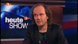 getlinkyoutube.com-Olaf Schubert über den Lobbysumpf Berlin - heute-show vom 25.11.2016 | ZDF