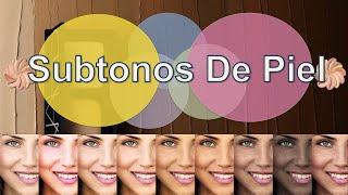 getlinkyoutube.com-Encuentra el maquillaje perfecto ❃Subtonos de Piel❃