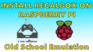 getlinkyoutube.com-How To Install RECALBOX On Raspberry Pi 1 , 2 , 3 or pi zero