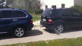 getlinkyoutube.com-Mercedes vs Bmw