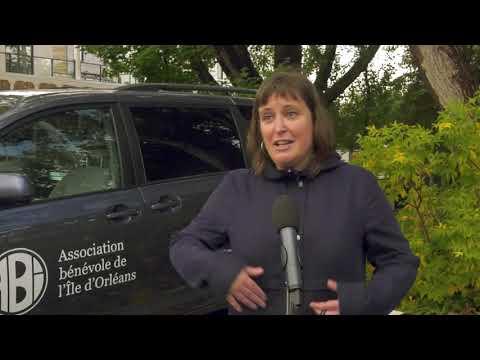 L'Association bénévole de l'Île d'Orléans adapte ses services