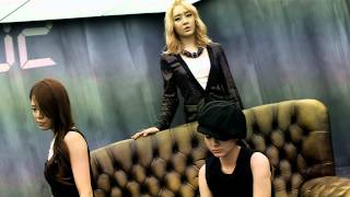 getlinkyoutube.com-T-ARA, Shannon, Gunji(Gavy NJ) _ Day and Night(낮과 밤) MV