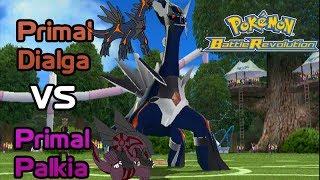 getlinkyoutube.com-Primal Dialga vs Primal Palkia - Pokemon Battle Revolution (HACK)