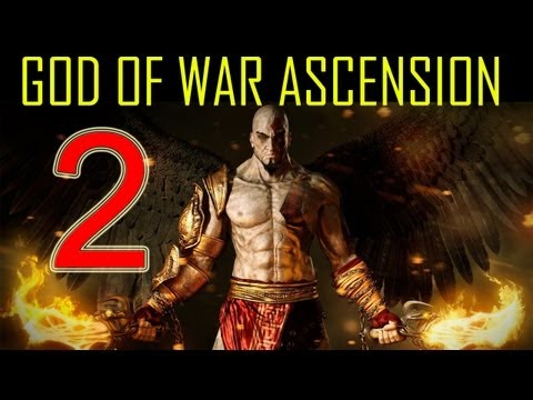 God of War Ascension - Walkthrough part 2 HD ZEUS multiplayer gameplay gow4