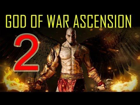 God of War Ascension - Walkthrough part 2 HD ZEUS multiplayer gameplay gow4