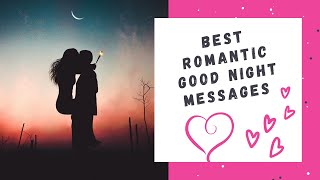 getlinkyoutube.com-Romantic Good Night Text Messages
