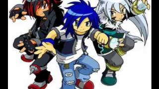 getlinkyoutube.com-Sonic, Shadow y Silver (Big Time Rush)