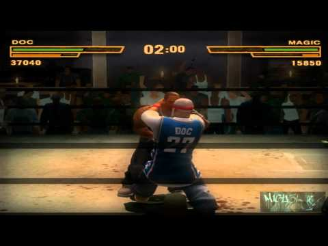 PCX2 ver  0.9.9.5347  Def Jam Fight for NY test Redman vs  b